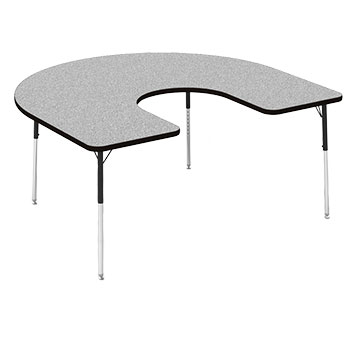 48horse60-60wx66l-horseshoe-silver-mist-legs-gray-nebula-top-color-banded-activity-table