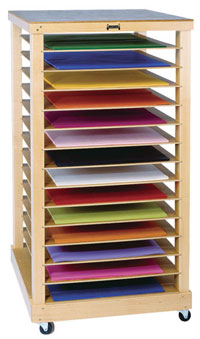 0386jc-29wx28dx49h-paper-rack-w-14-shelves-holds-paper-up-to-19x24