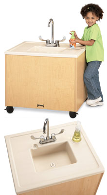 1360jc-birch-wood-clean-hands-helper-with-plastic-sink-24-h