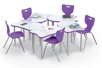 11x3sx-5-mrkr-53316-5-fender-collaborative-dry-erase-desk-large-hierarchy-chair-package-16-chairs-desks-5-each