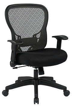 deluxe-r2-spacegrid-back-chair-w-4-way-arms-by-office-star