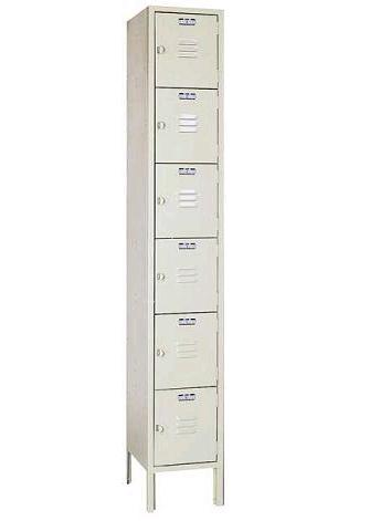 5342-12wx15dx12h-putty-6-tier-box-locker-1section-wide-6-openings