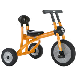 20007-orange-pilot-medium-tricycle-with-1-seat-ages-24