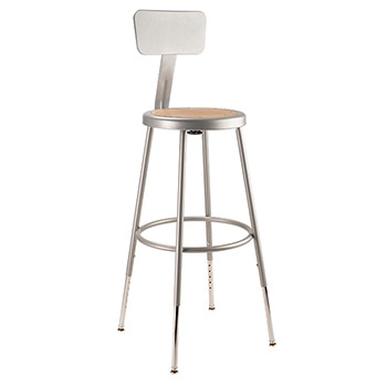 6224hb-2533h-metallic-gray-adjustable-height-steel-stool-with-backrest