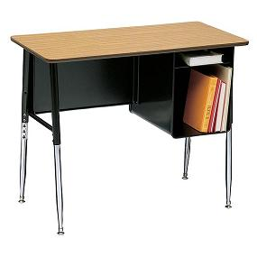 sc1560fb-master-scholar-desk-w-metal-book-box-laminate-top