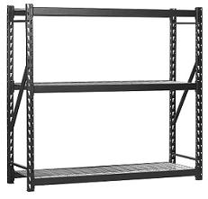 7224prbwwd3-welded-storage-rack-3-shelf-nsf-wire-77w-x-72h
