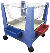 s17924-21sqx25h-blue-frame-seeall-sandwater-table-w9-deep-clear-tub-and-white-plastic-lid