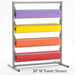 t369r27-bulman-four-deck-paper-storage-tower-27-w
