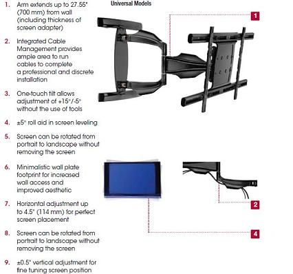 sa761pu-articulating-wall-arm-for-37-60-flat-panel-screens