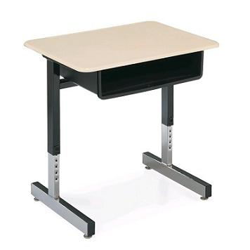 871m-cantilever-desk-solid-plastic-top-w-bookbox