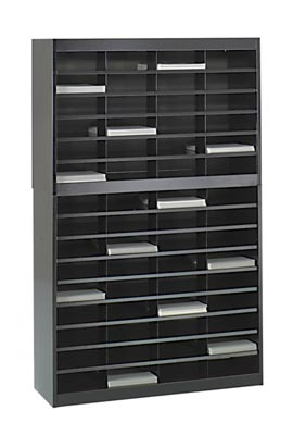 9231-60-compartment-steel-literature-organizer