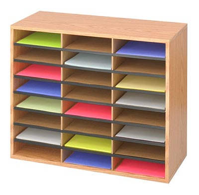 9402mo-24-compartment-wood-literature-organizer