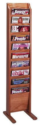 mr10fs-10-pocket-freestanding-magazine-rack