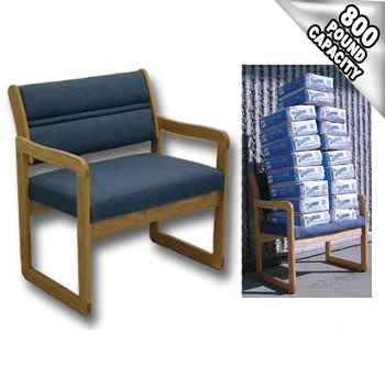 All Dakota Wave Bariatric Seating By Wooden Mallet Options