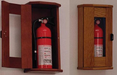 fec21-10-lb-fire-extinguisher-oak-cabinet-with-acrylic-front-panel