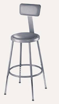 6430hb-3139h-metallic-gray-padded-steel-stool-wbackrest