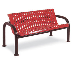 965-w4-4-contour-outdoor-bench-with-back-wave-pattern