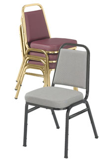 820-standard-fabric-2-seat-stack-chair-with-black-frame