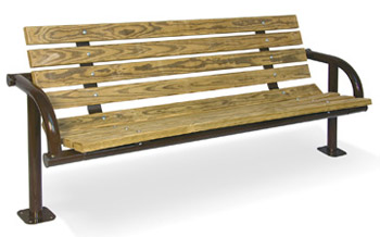 975-pt8-pressure-treated-single-post-contour-park-bench-8-l