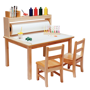 Angeles Arts Crafts Table Ang1184 Xx Activity Tables For Kids Worthington Direct