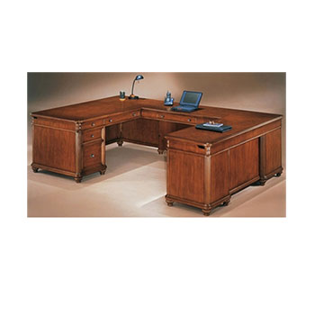 antigua-veneer-executive-u-desk