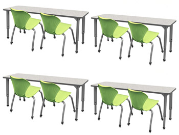 38322-classroom-set-4-apex-double-student-desks-8-stack-chairs