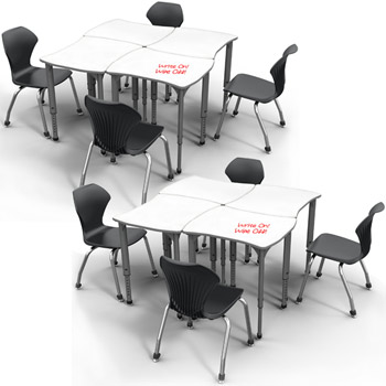 38310-gy-classroom-set-8-gray-frame-stack-chairs-18-8-apex-dry-erase-dog-bone-student-desks