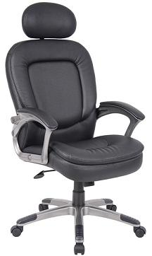 boss-pillow-top-executive-chair