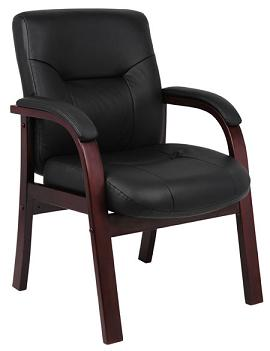 b8909-leather-guest-chair