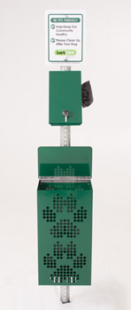 pbark-490-pet-waste-station