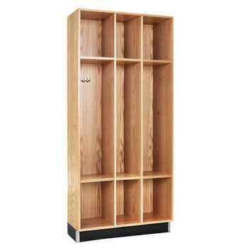 bp-3615-72k-wood-backpack-locker-72-h-3-sections-oak