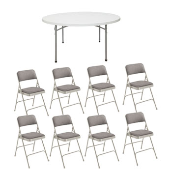 22xx-8-bt60r-x-folding-round-table-60-with-eight-padded-folding-chairs