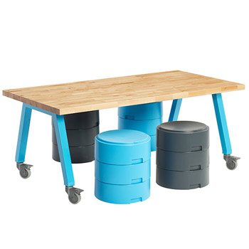 butcher-block-top-planner-studio-tables-by-smith-system
