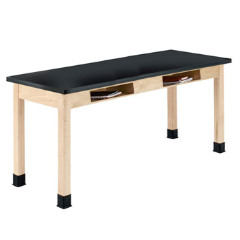 c7146m30n-epoxy-resin-maple-science-table-with-book-compartment-30-d-x-60-w
