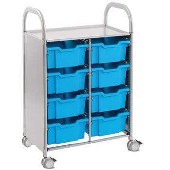 sset13-callero-double-cart-w-8-deep-trays