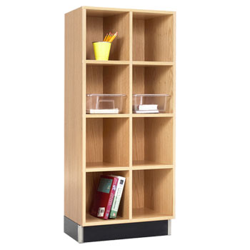 cc-2415k-wood-storage-cubbies-2-sections-8-openings