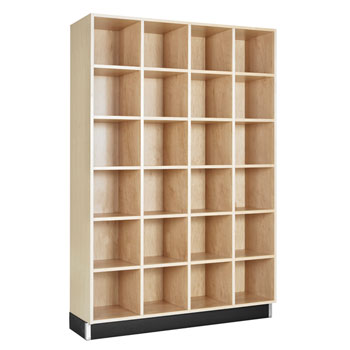 cc-4815-72m-wood-storage-cubbies-4-sections-with-24-cubbies-72-h-maple