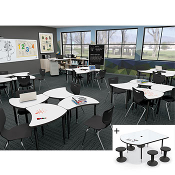 complete-classroom-dry-erase-package-set-classroom-x-20-student-basic-plus-mediaspace-zone-5th-adult