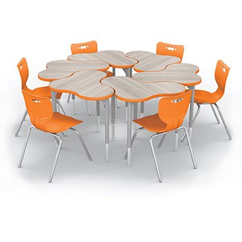13x3cx-5-53318-5-cloud-9-desk-small-hierarchy-chair-package-18-chairs-desks-5-each