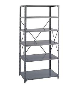 52545256-24dx36wx84h-industrial-shelving-wpost-kit