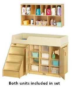 5140jc-diaper-changer-w-stairs-and-wall-mount-organizer