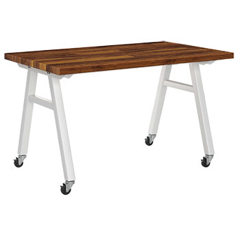 walnut-butcher-block-a-frame-tables-by-diversified-woodcrafts