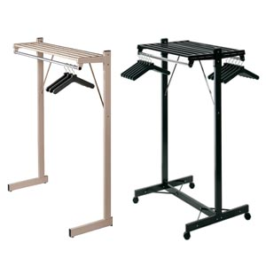 single-sided-hanger-style-floor-rack