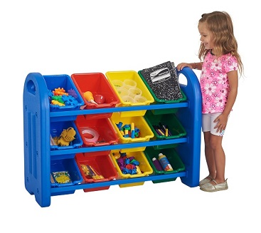 elr-0216-storage-organizer-with-bins-3-tier