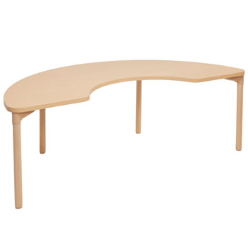 elr-14520-mpmgwdxx-all-purpose-play-work-table-w-wood-legs-36-x-72-half-moon