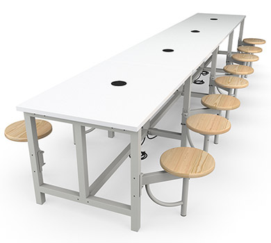 9296-endure-table-with-16-seats-186-l