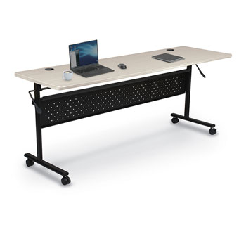 91181-economy-flipper-training-table-with-modesty-panel-60-x-24-gray-elm