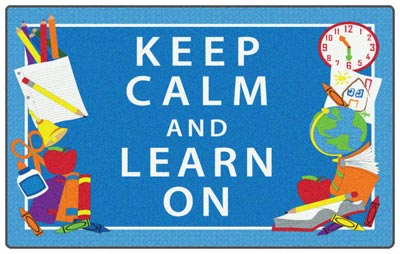 fe347-22a-keep-calm-and-learn-on-blue-4-x-6