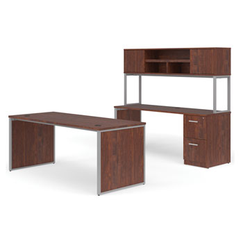 ful-pkg-1074-fulcrum-desk-with-credenza-hutch-pedestal-filing-cabinet-leg-inserts-72-desk