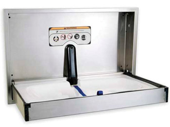 100-ss-r-full-stainless-steel-horizontal-wall-changing-station-recessed